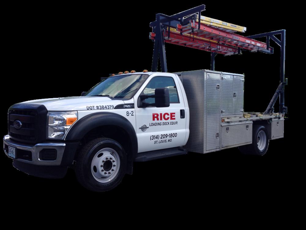 Rice Equipment St Louis Loading Dock Repair Truck Door Repair St Louis