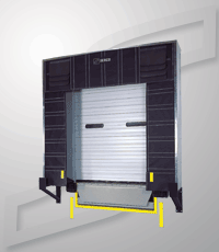 Serco S-420 Rigid Frame Dock Shelter