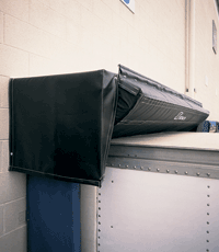 Serco DryDock Rain Sealing System