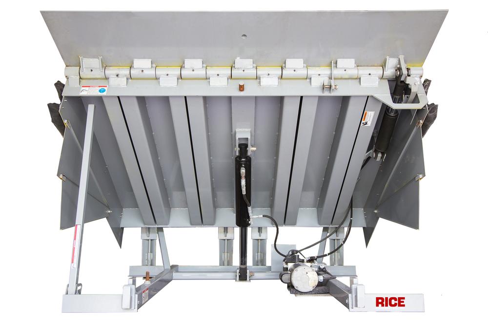 Loading Dock Leveler Plate Hydraulic