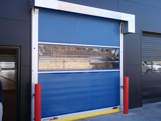 Rytec Door.jpg & High Speed Rolling Doors \u2014 Rice Equipment Co. Loading Dock \u0026 Door ...