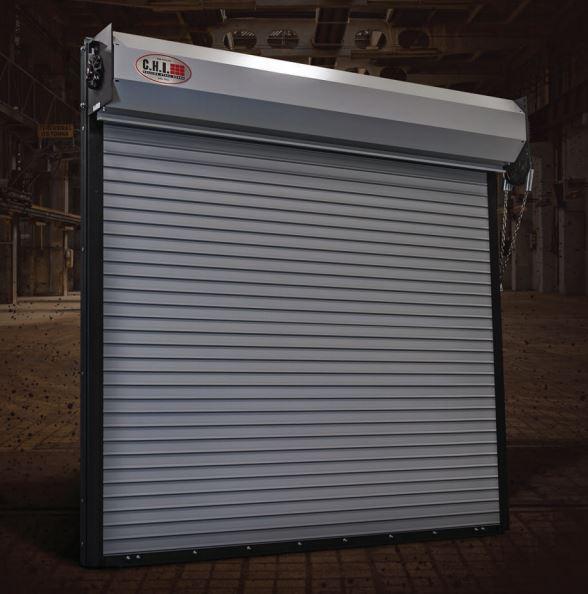 Commercial Industrial Roll Up Door Rolling Steel Door Service Repair  Installation St Louis MO IL Rice