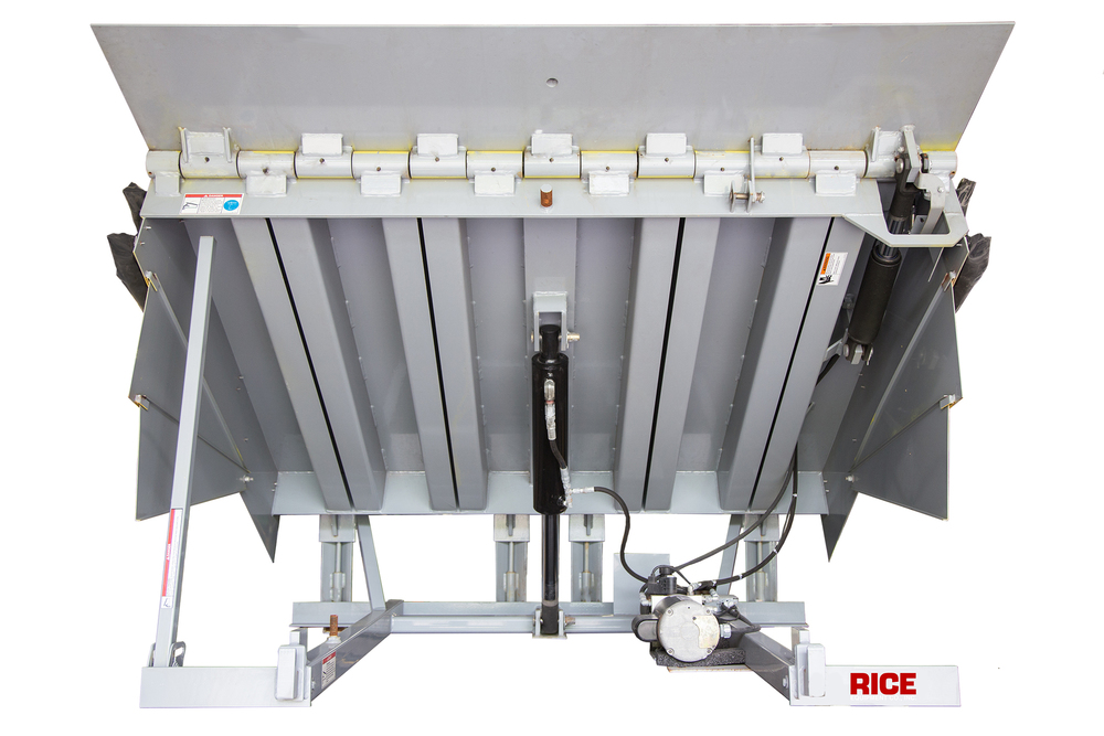 Rice equipment co loading dock door serviceloading dock leveler dock leveler rice equipment cut outg publicscrutiny Choice Image