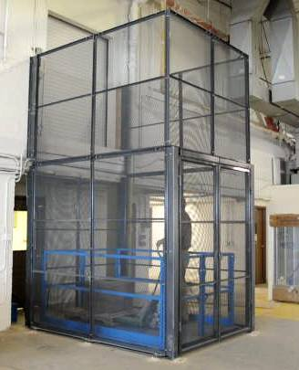 Mezzanine Elevator Lift Advance Lifts St Louis MO.jpg