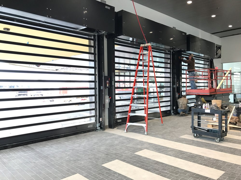 High Speed Service Doors Rapid Roll Zip Door Speed Door Rytec Spiral Door - Rice Equipment St Louis Saint Louis Door Repair and Installation Service.jpg