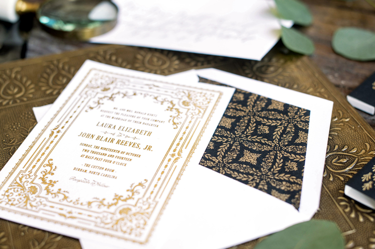 invitation printing methods hello tenfold wedding invitations