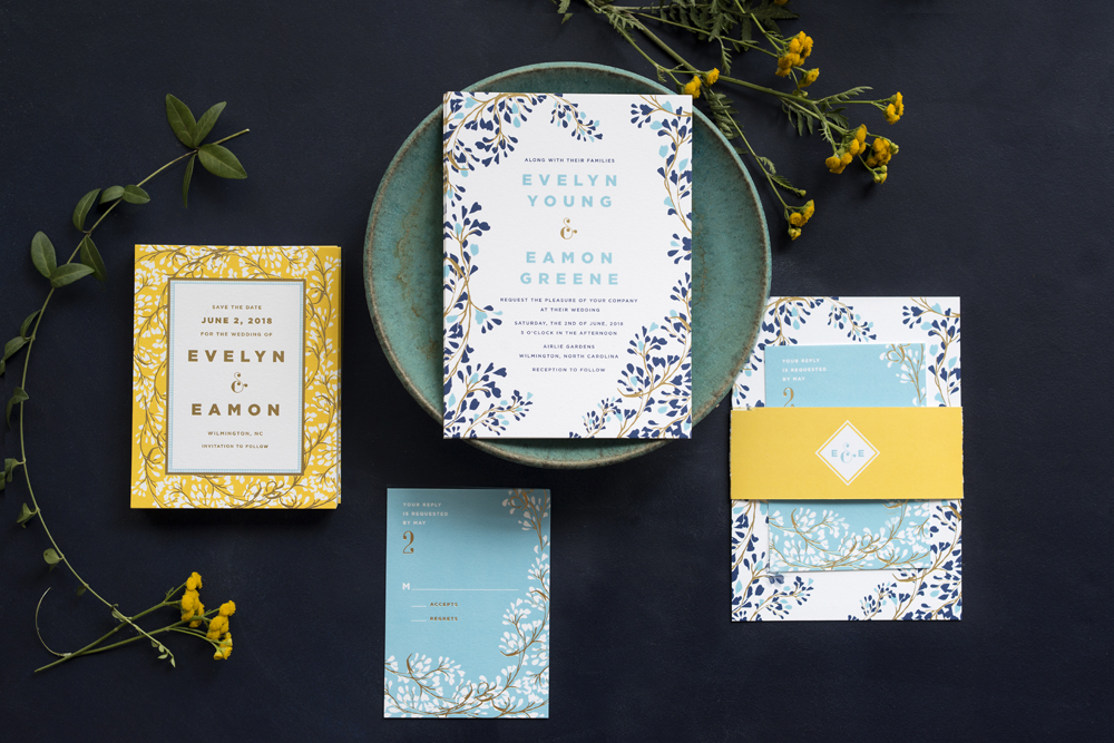 HelloTenfold-vine-blue-gold-wedding-invitations.jpg