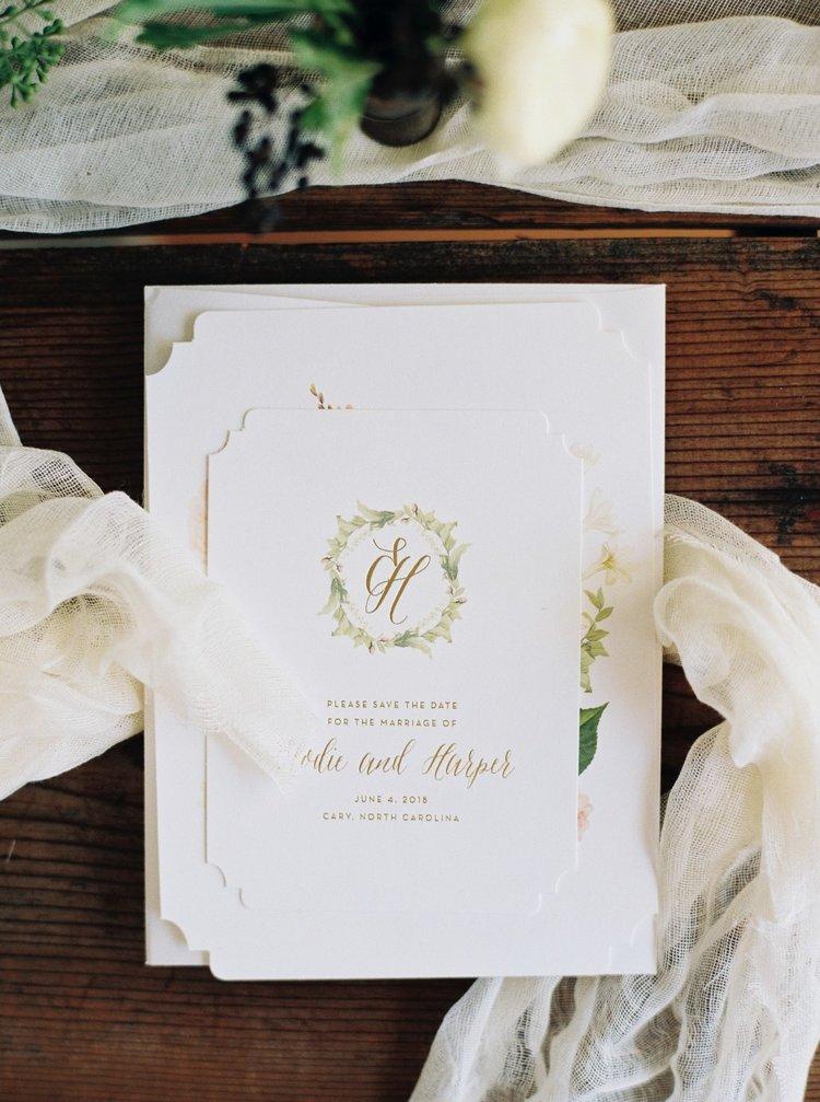 Custom Invitations Hello Tenfold Wedding Invitations