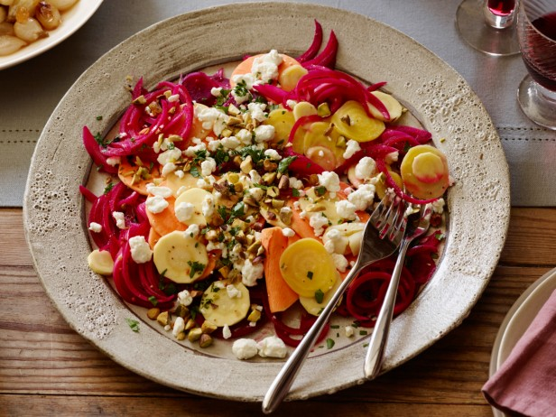 Pickled Root Vegetable Salad