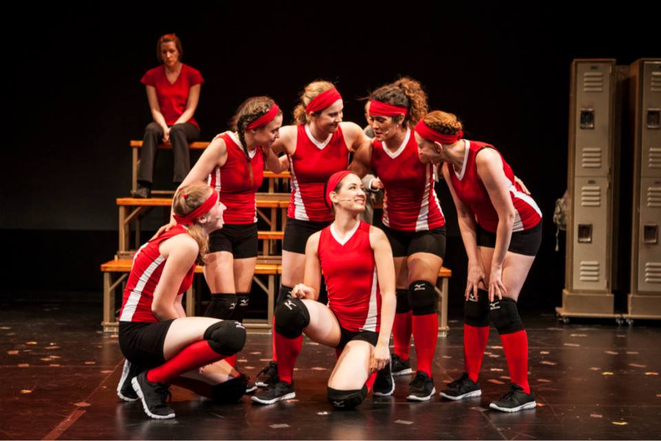 Volleygirls , NYMF 2013