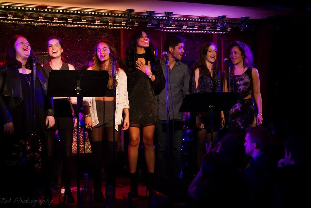 From  We are the Tigers  in Concert @54 Below