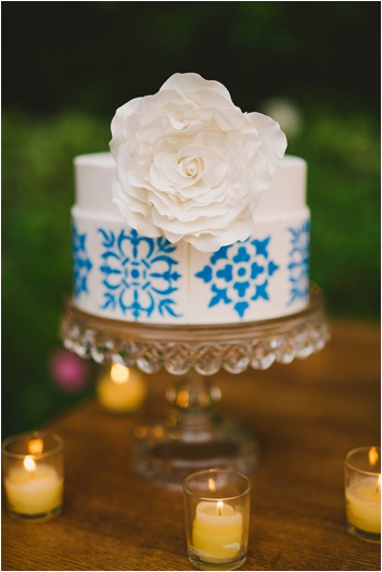 Elegant Spanish Inspired Wedding Details | RooneyGirl BakeShop | Closer To Love Photography