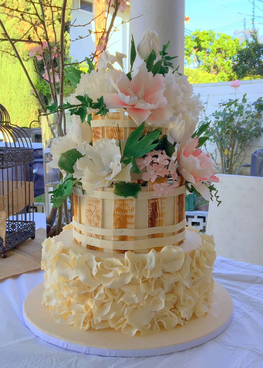 Birthday and Celebration Cakes in Orange County by RooneyGirl BakeShop