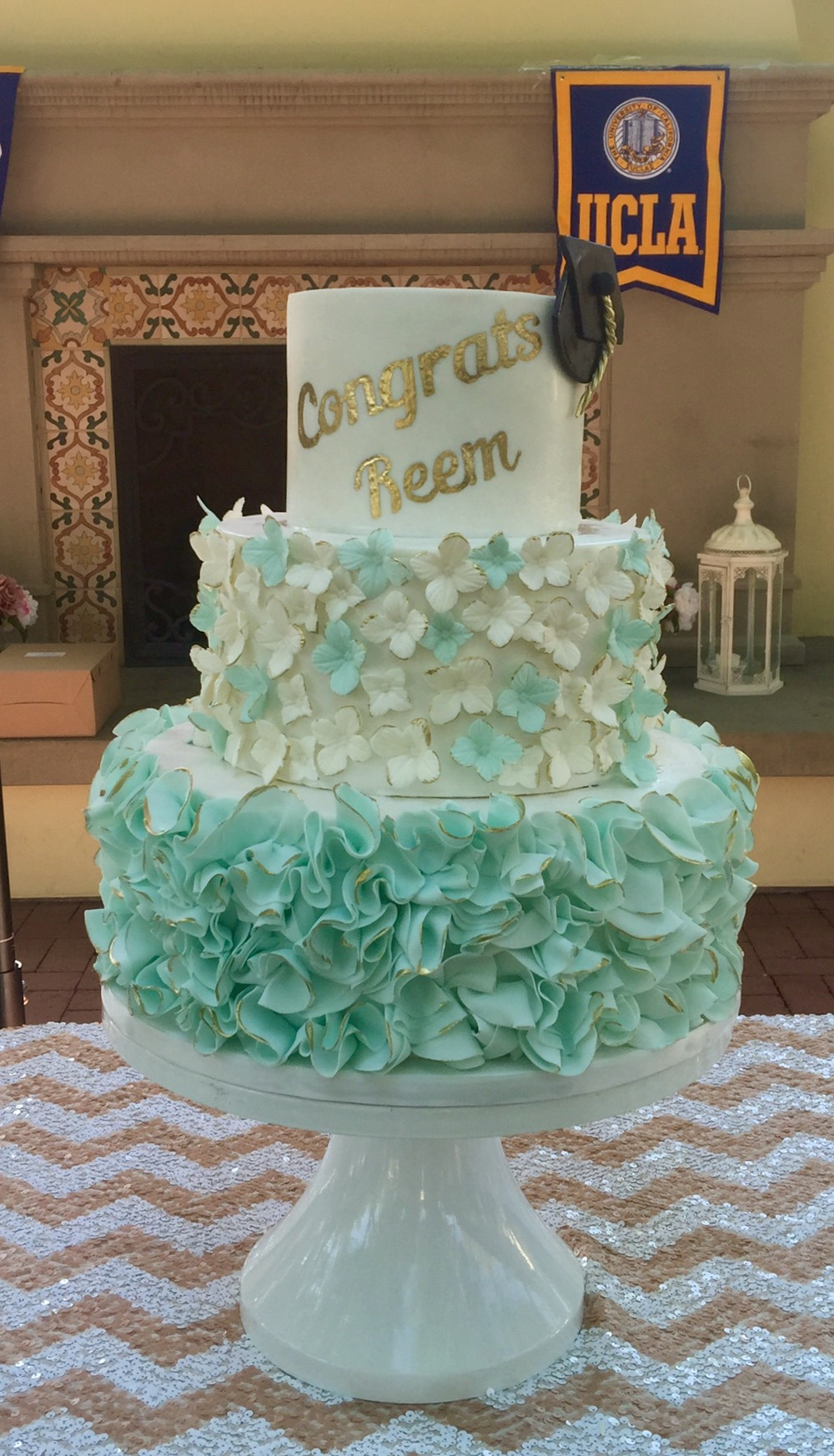 Birthday and Celebration Cakes in Orange County and Los Angeles