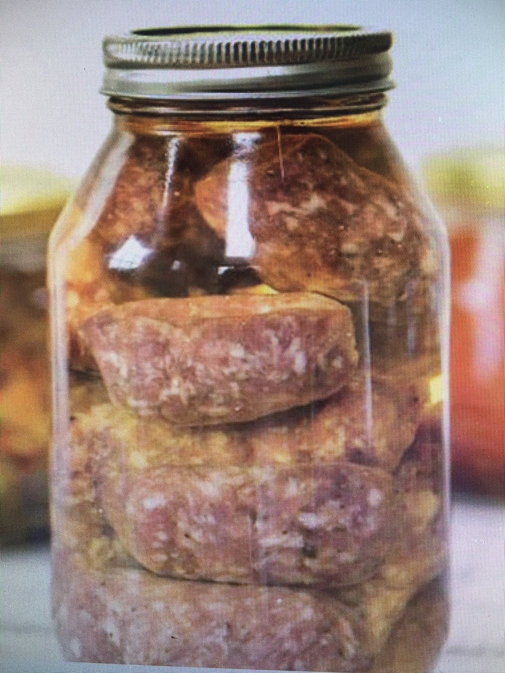 Sausage Preserves