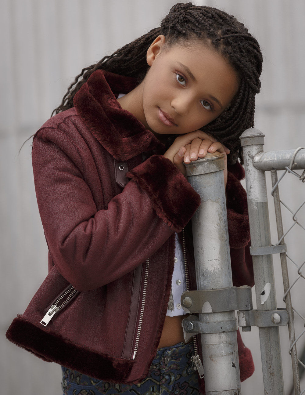 Portland, OR and Vancouver, WA Kids Fashion Editorial Michael Verity Photography MVK4