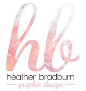 Heather Bradburn Graphic Design