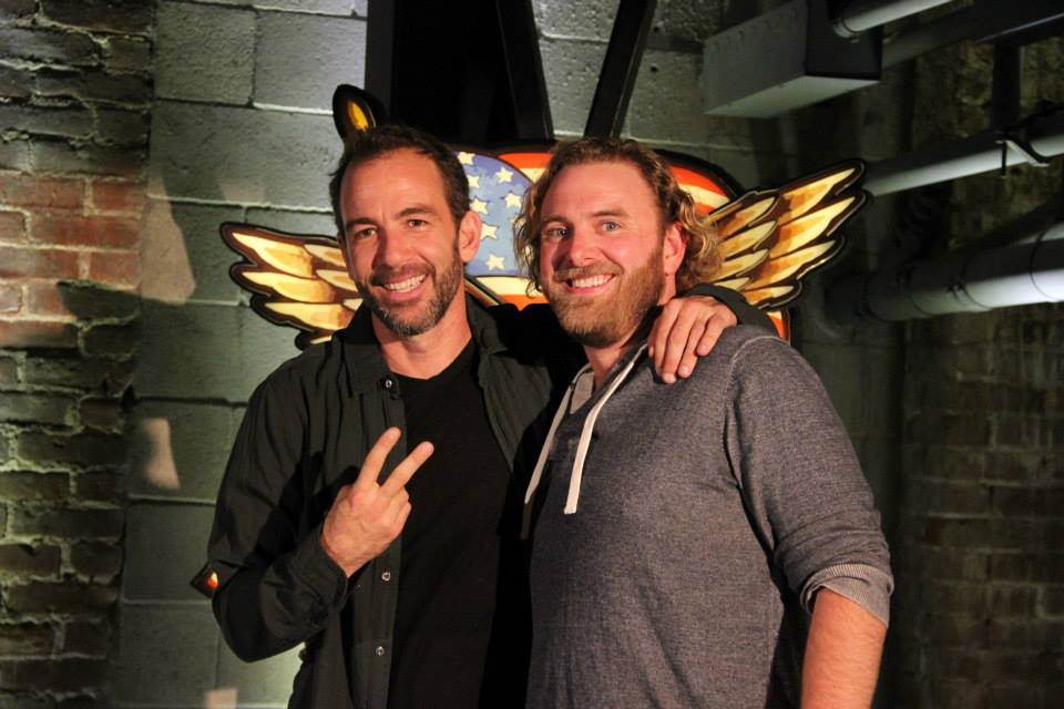 James Schrader & Bryan Callen