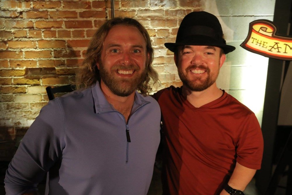 James Schrader & Brad Williams