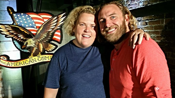 James Schrader & Fortune Feimster