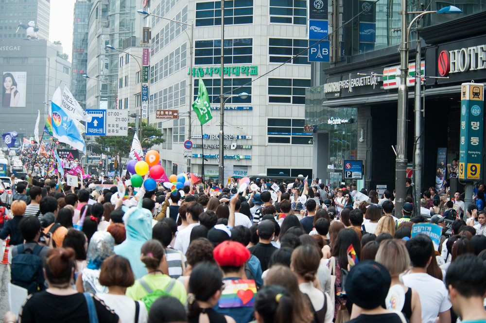 Image by Korea Queer Culture Festival