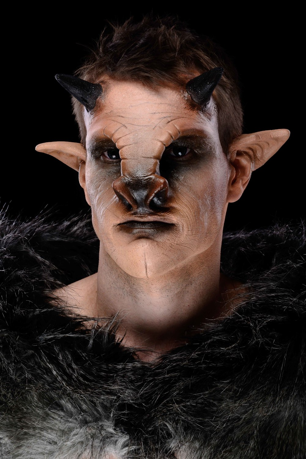 Full Face Prosthetic & Ears