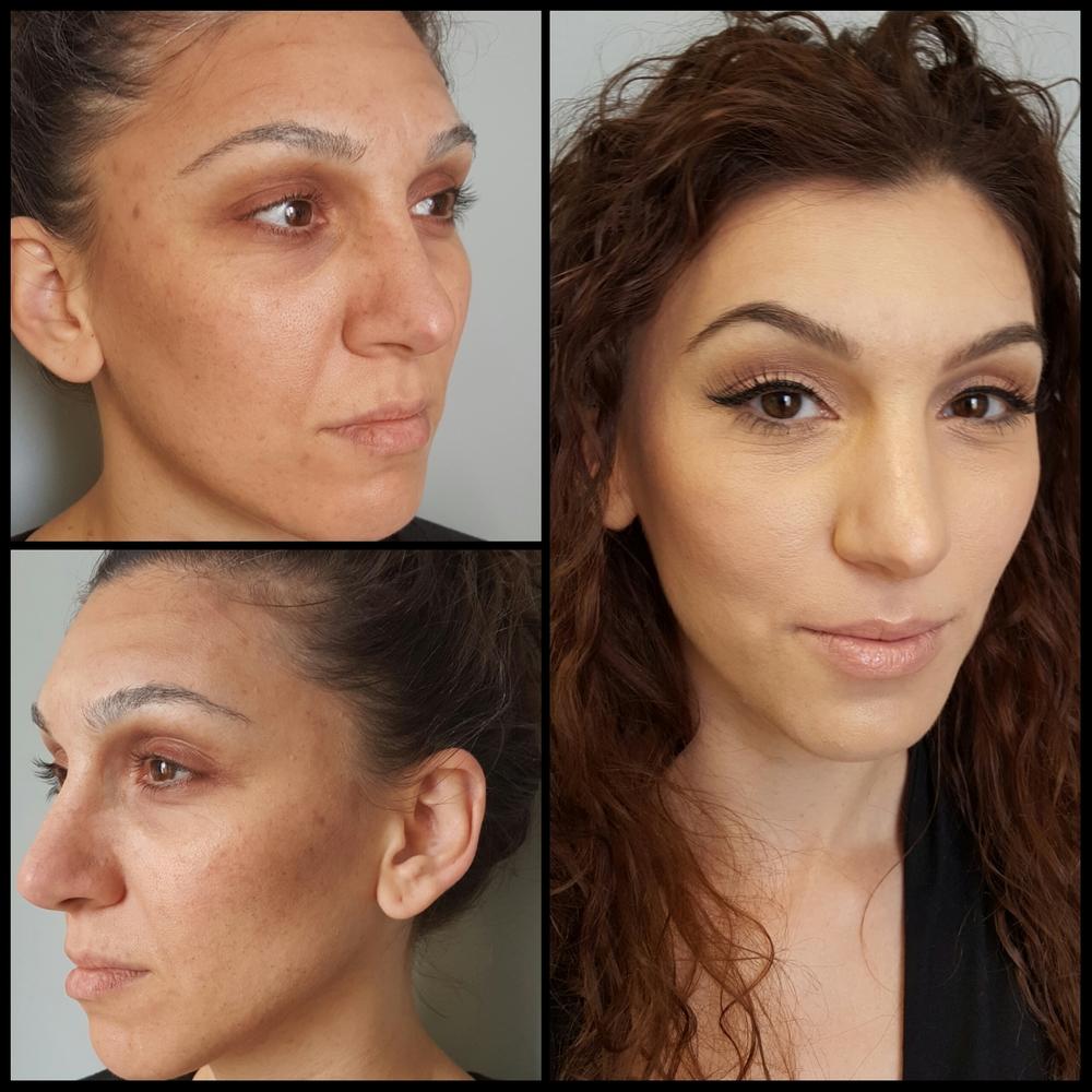 Aging Makeup - 25/30 yrs