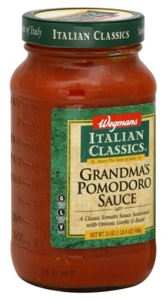Grandma's Pomodoro Sauce