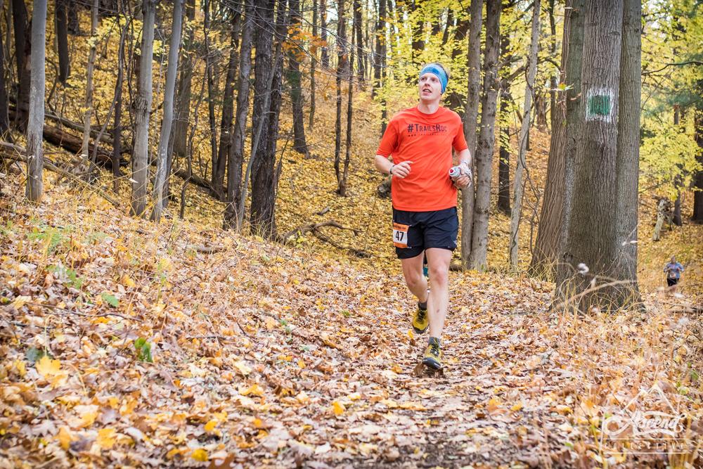 Photo: Ascend Collective; Mendon Trail Run 50K