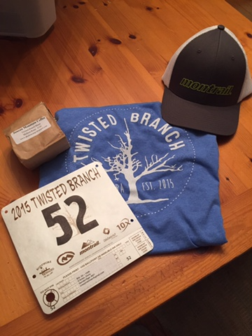 Twisted Branch Swag On Running Inside Out Podcast