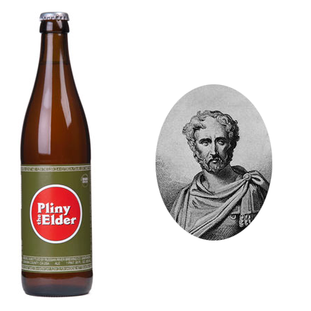 Pliny(s) the Elder(s)
