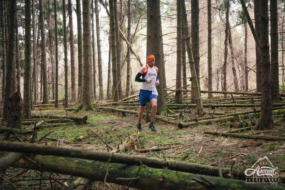 Ron the Runner. (Photo by Michael Lesher; Ascend Collective)