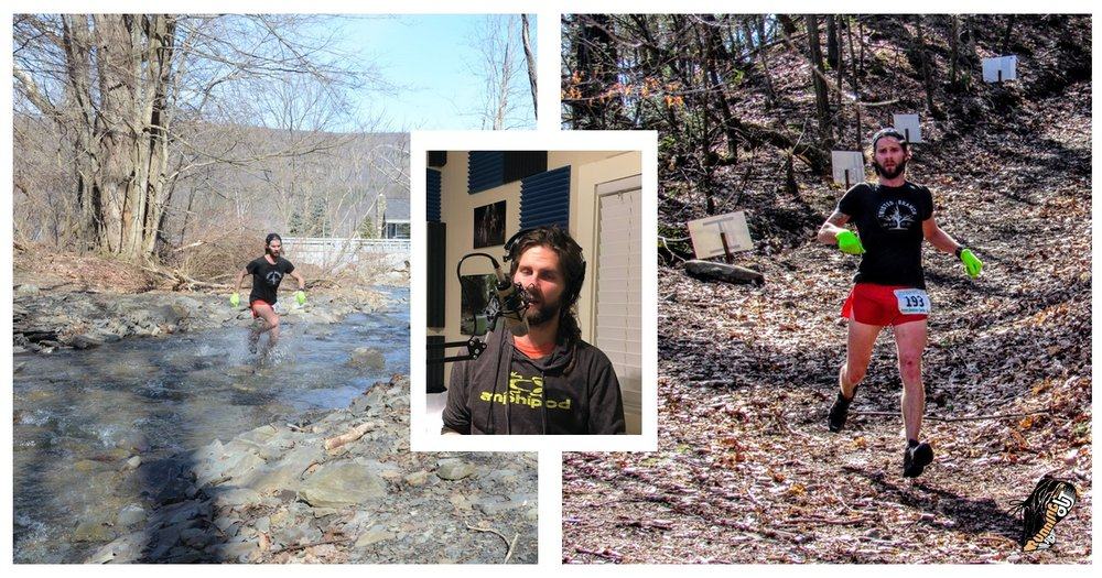 PC L: Ian Webber, Goose Adventure Racing; R: Eric Eagan at TrailMethods; C: Running Inside Out