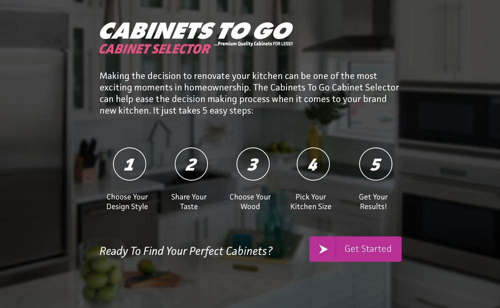 Cabinet Selector