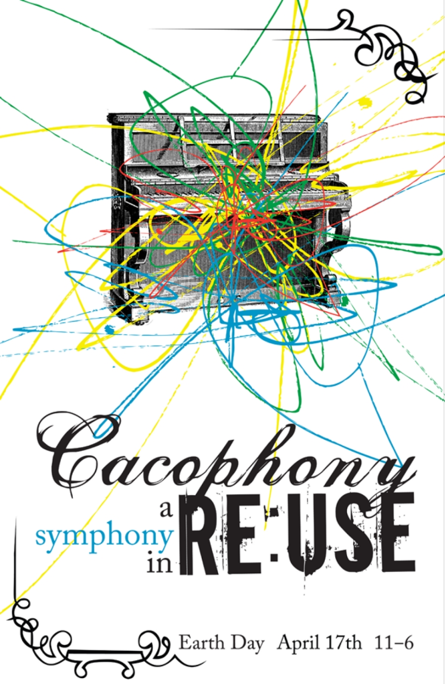 Cacophony Poster