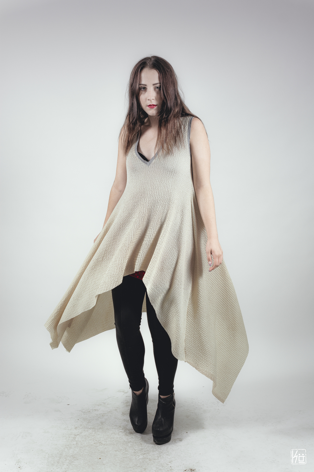 Ghost Tunic Dress