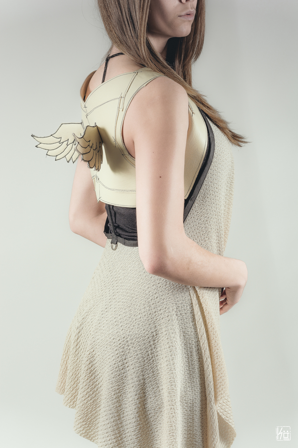 The Unknown Dress and Angel Vest