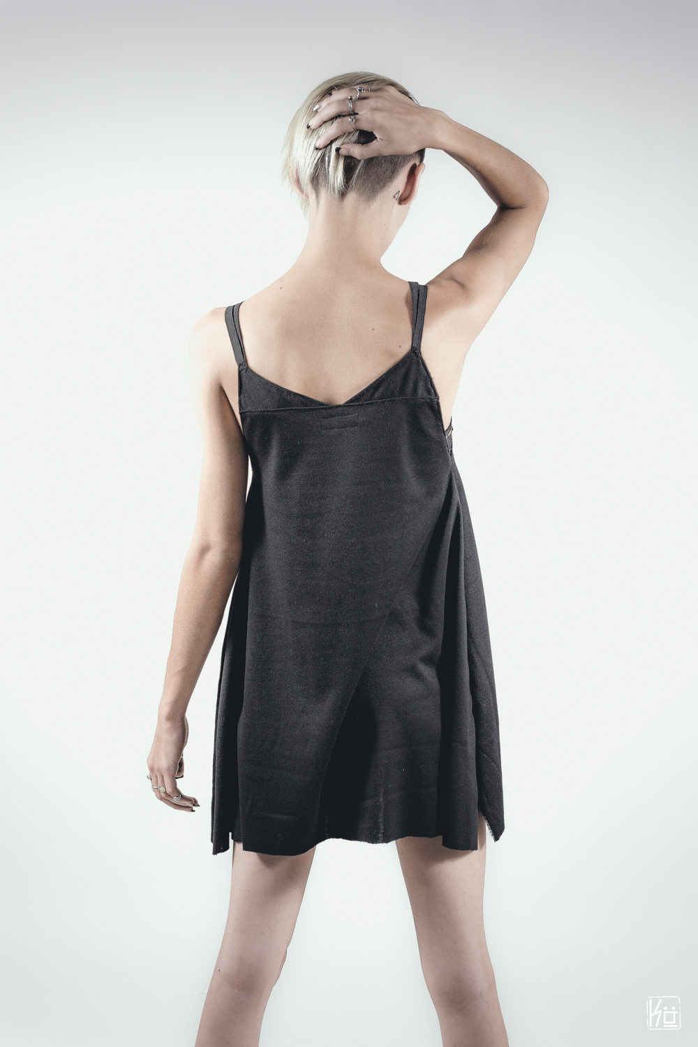 Reznor Slip Dress