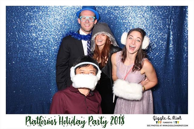 2018 Platforms Holiday Party