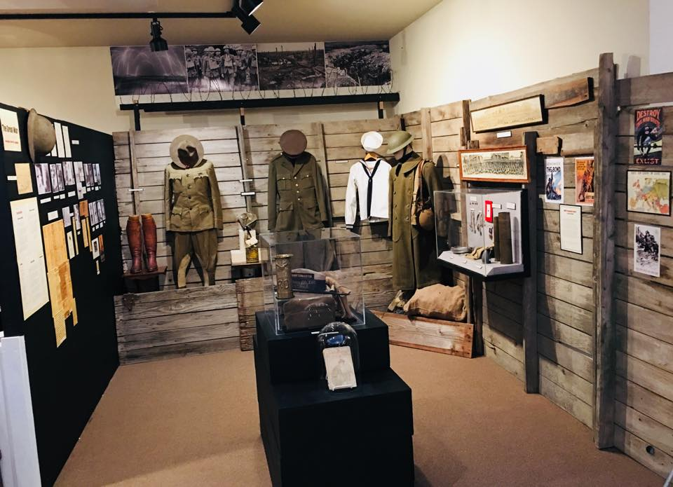"Gallery photo from ""The Great War: Benton County's WWI Experience"""