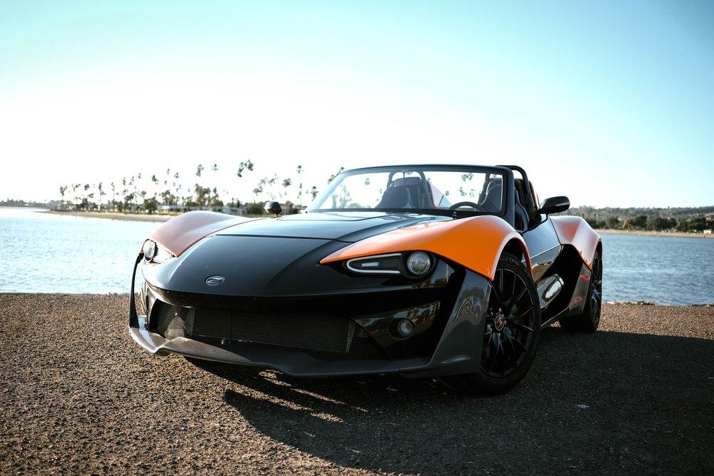 2016 Zenos e10s - Chassis #001 - $55,000