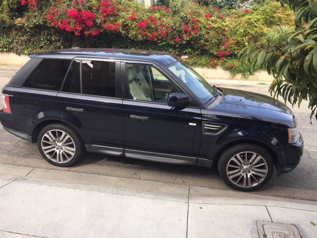 2010 Range Rover sport hse - Supercharged - $19,777