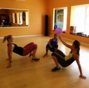 group fitness fun