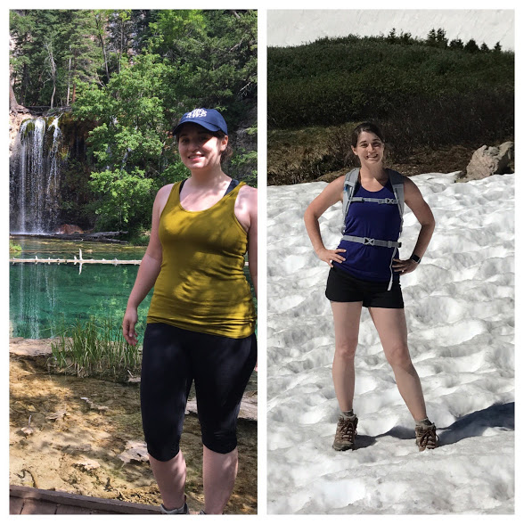 Jenna's words: - Saara is AMAZING! I've been training with her for 2 years now. With her training and support I've lost 30lbs, am eating healthier, and have built enough strength to start running and hiking 14ers. I love her training style, because it is creative, never repetitive. It's not boring like past experiences elsewhere, and I actually LOOK FORWARD to getting my butt kicked by her a couple days a week!