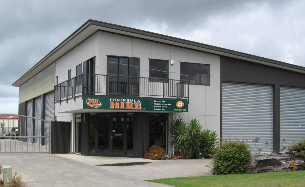Builders Whitianga: Commercial