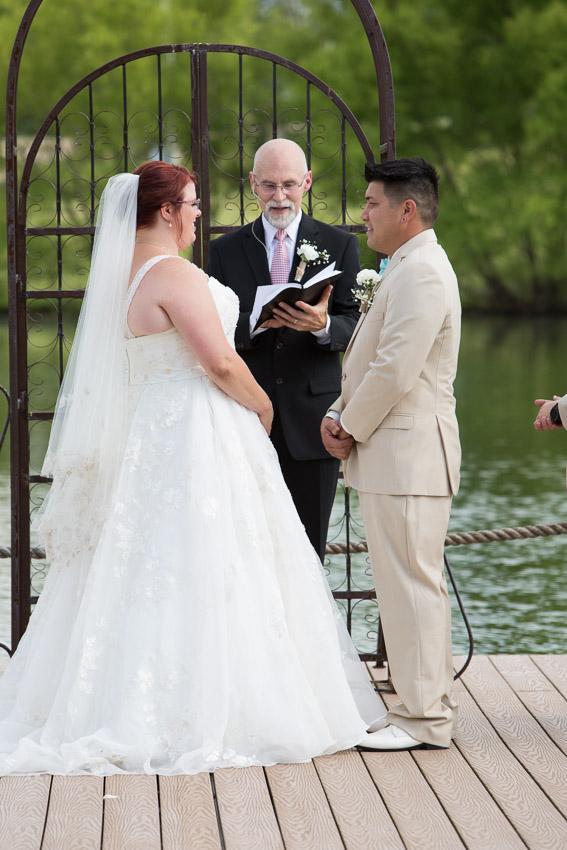 Outdoor wedding nashville