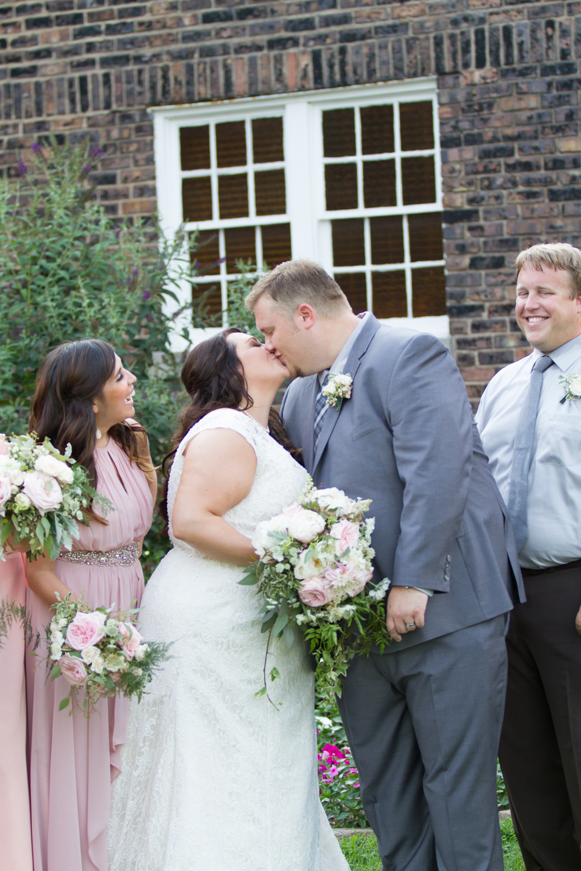 Bride and Groom Wedding Photo Nashville Wedding