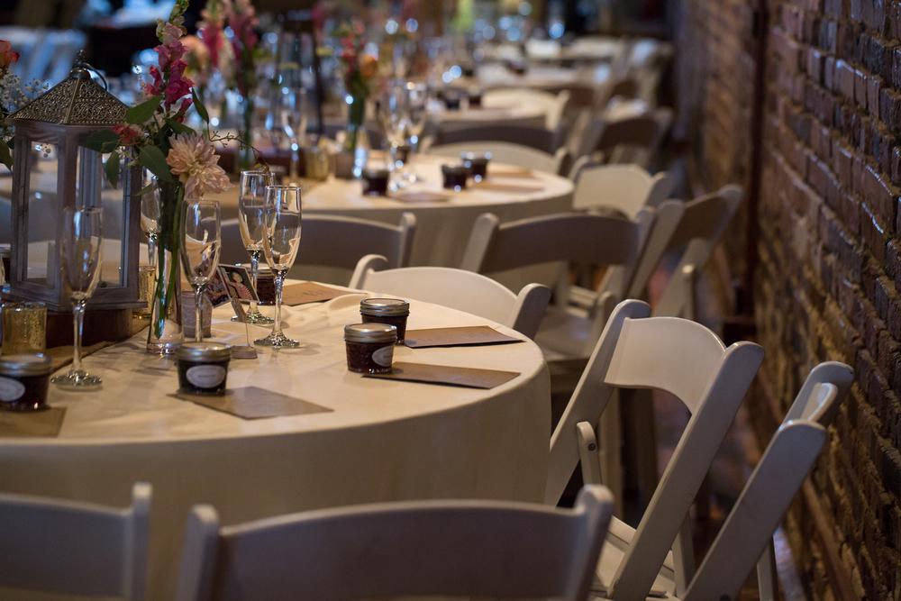 Horton Building Wedding Reception