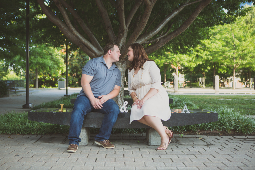 Courthouse Nashville Engagement