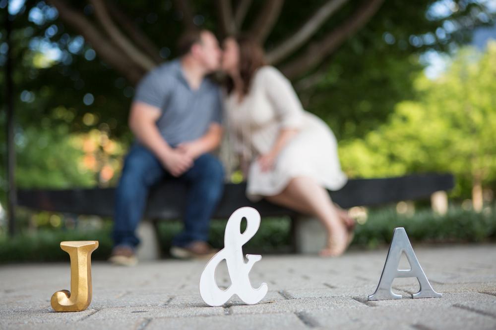 Nashville Engagement Photo Session